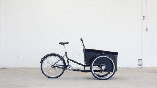 Een elektrische bakfiets of normale?